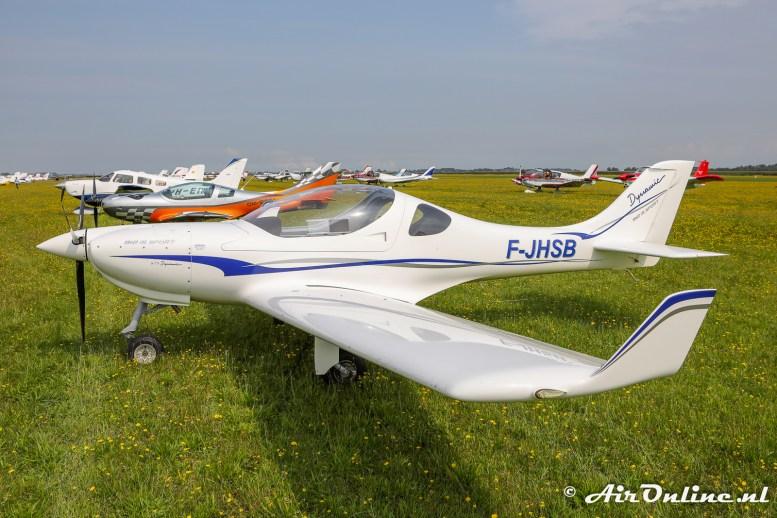 F-JHSB Aerospool Dynamic WT9
