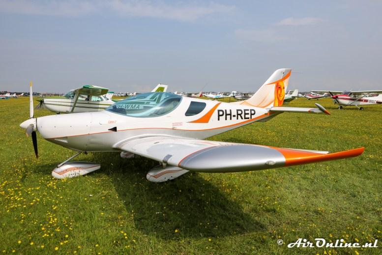 PH-REP Czech Aircraft Works SportCruise
