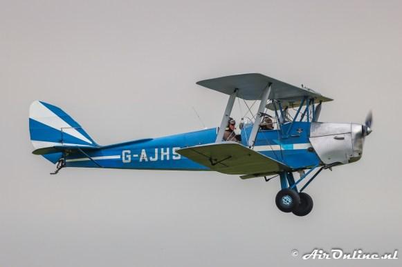 G-AJHS De Havilland DH.82A Tiger Moth