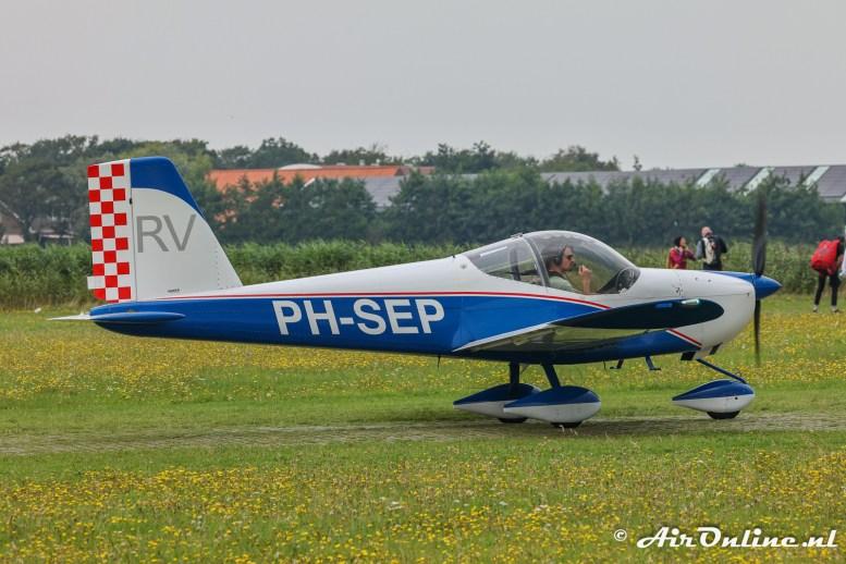 PH-SEP Vans RV-12