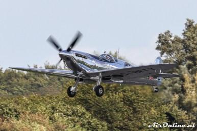 G-IRTY Supermarine Spitfire Mk.IXc