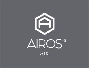 Gray AIROS 6 Logo