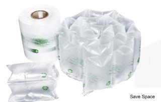 start air cushion packaging business