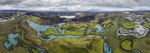 Highlands της Ισλανδίας, Langisjor και Veidivotn - AirPano.com • 360 μοιρών Εναέρια Πανόραμα • 3D Virtual Tours σε όλο τον κόσμο