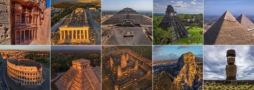 Ο Αρχαίος Κόσμος • AirPano.com • 360 ° Αεροφωτογραφίες • 360 ° εικονικές περιηγήσεις σε όλο τον κόσμο
