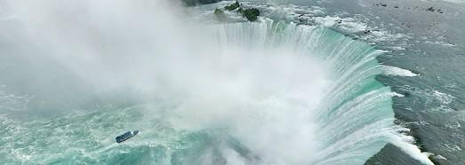 Niagara Falls, Canada-USA - AirPano.com • 360 Degree Aerial Panorama • 3D Virtual Tours Around the World