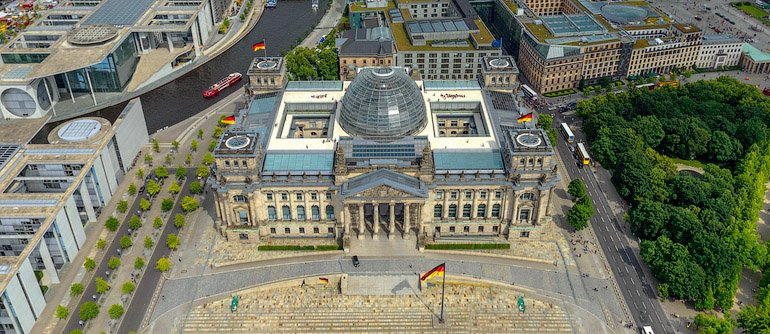 Berlin, Germany - AirPano.com • 360 Degree Aerial Panorama • 3D Virtual Tours Around the World