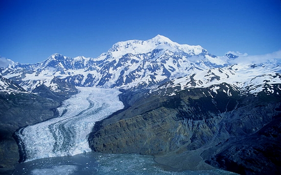 Image result for Tyndall Glacier in Alaska