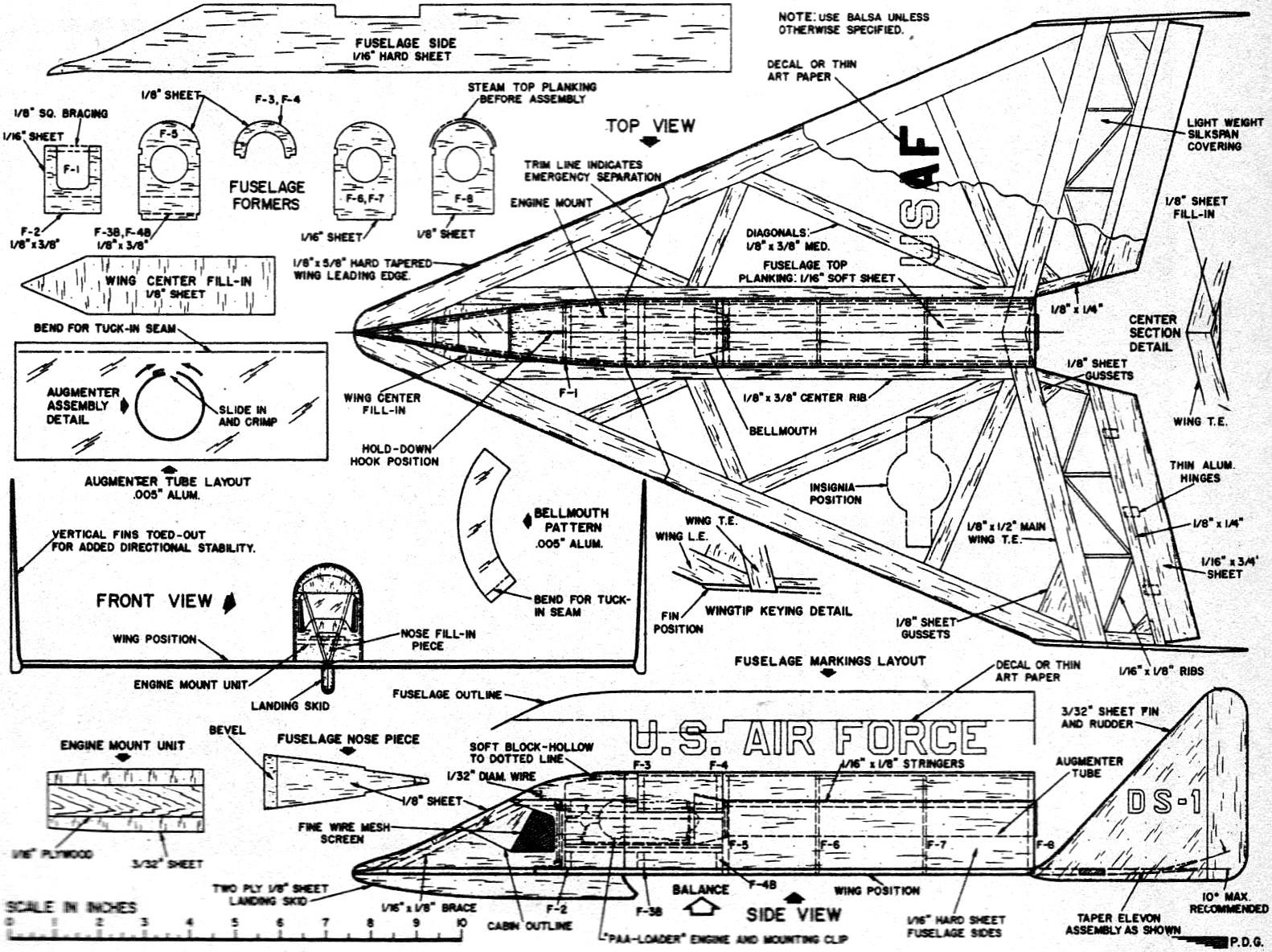 V 2 Rocket Diagram