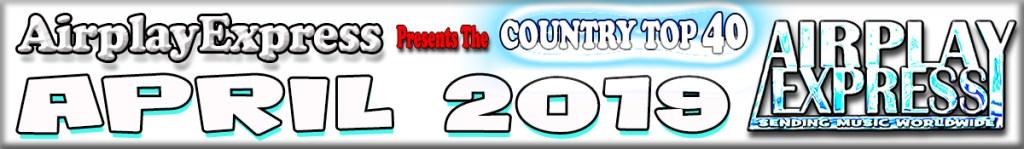 AirplayExpress Country Charts 2019 | Airplay Express