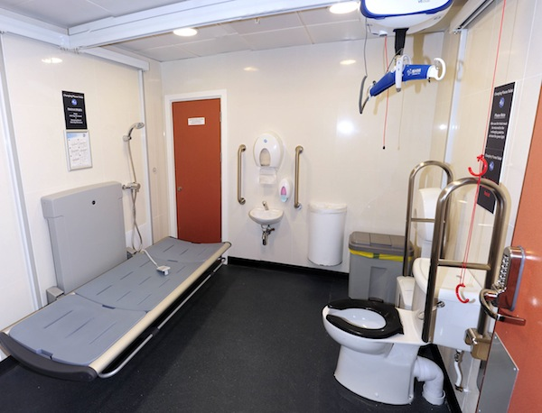 Changing Places Facilities At Uk Airports Does Your