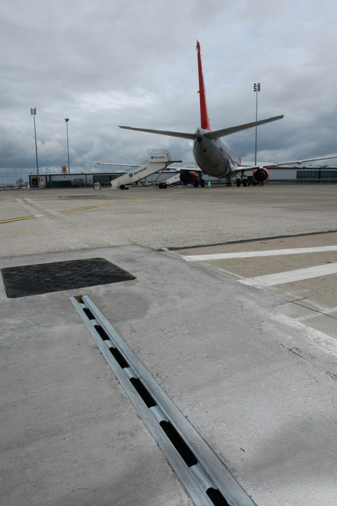 Airport Drainage Systems And Surface Water Control Aco Technologies