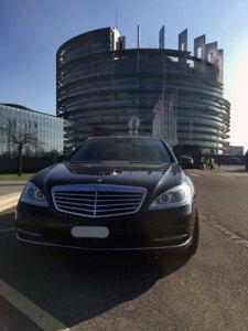 Airport Taxi Service Basel - Europaparlament