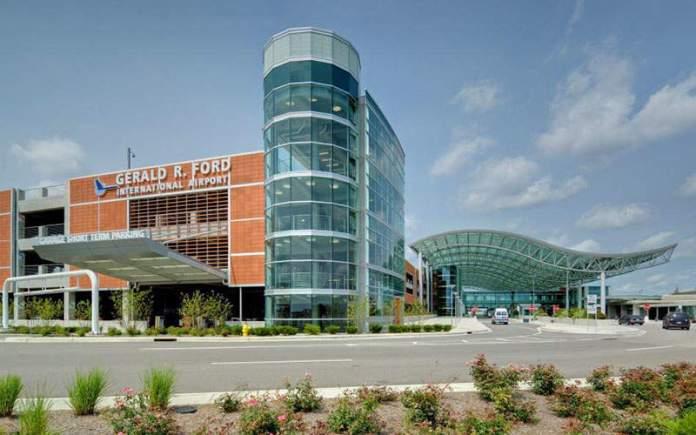Gerald R Ford International Airport Grand Rapids Airport Technology