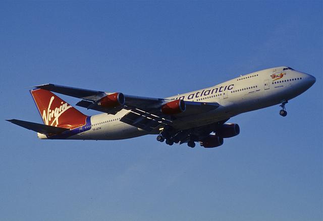 Virgin Airlines Uk 19