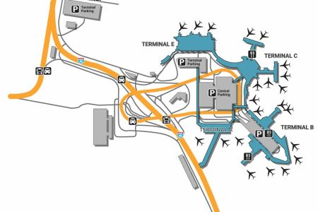 logan airport terminal c gate map » 4K Pictures   4K Pictures [Full ...
