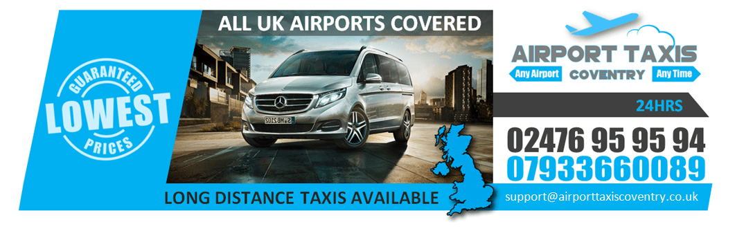 Taxi Service Coventry 3a, 6-10 Argyll St, Coventry CV2 4FL, UK