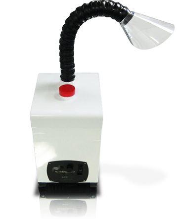 Nail Salon Chemical Fumes Odor Air Filtration Air Cleaner ...