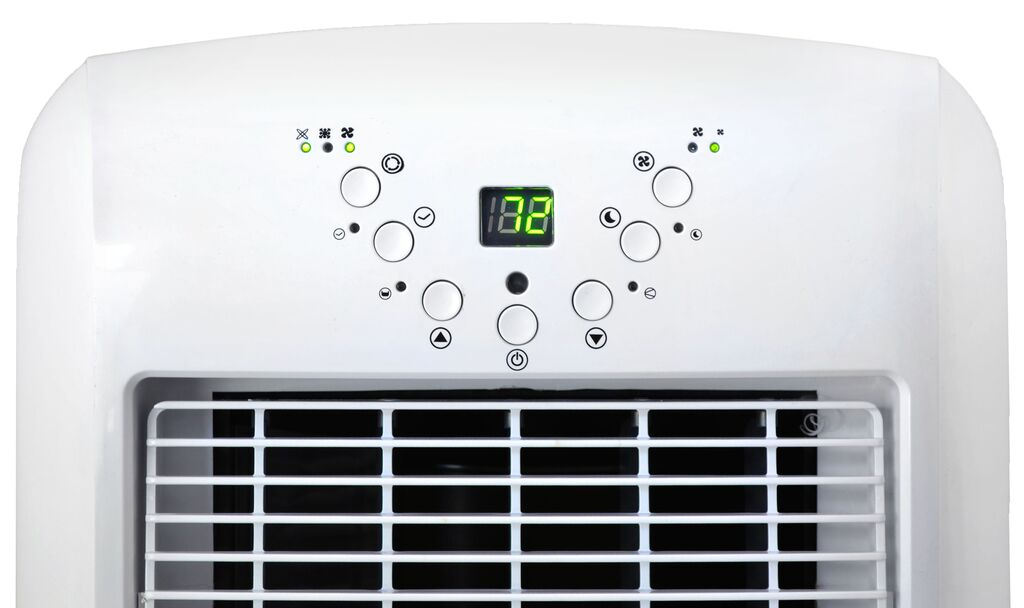 Home Air Conditioning Operation