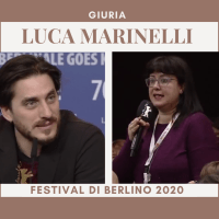 Video-intervista a Luca Marinelli, giurato del Festival di Berlino 2020