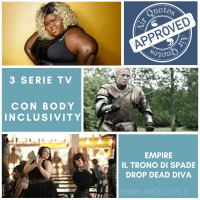 Air Quotes Approved: 3 serie tv con body inclusivity