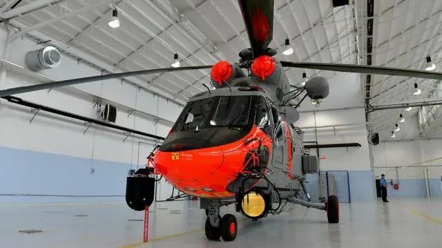 PZL Swidnik handed over W 3PL Gluszec and W 3RM Anakonda choppers to Poland 640 001