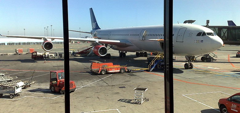 SAS Scandinavian Airlines Reviews Overview Pictures
