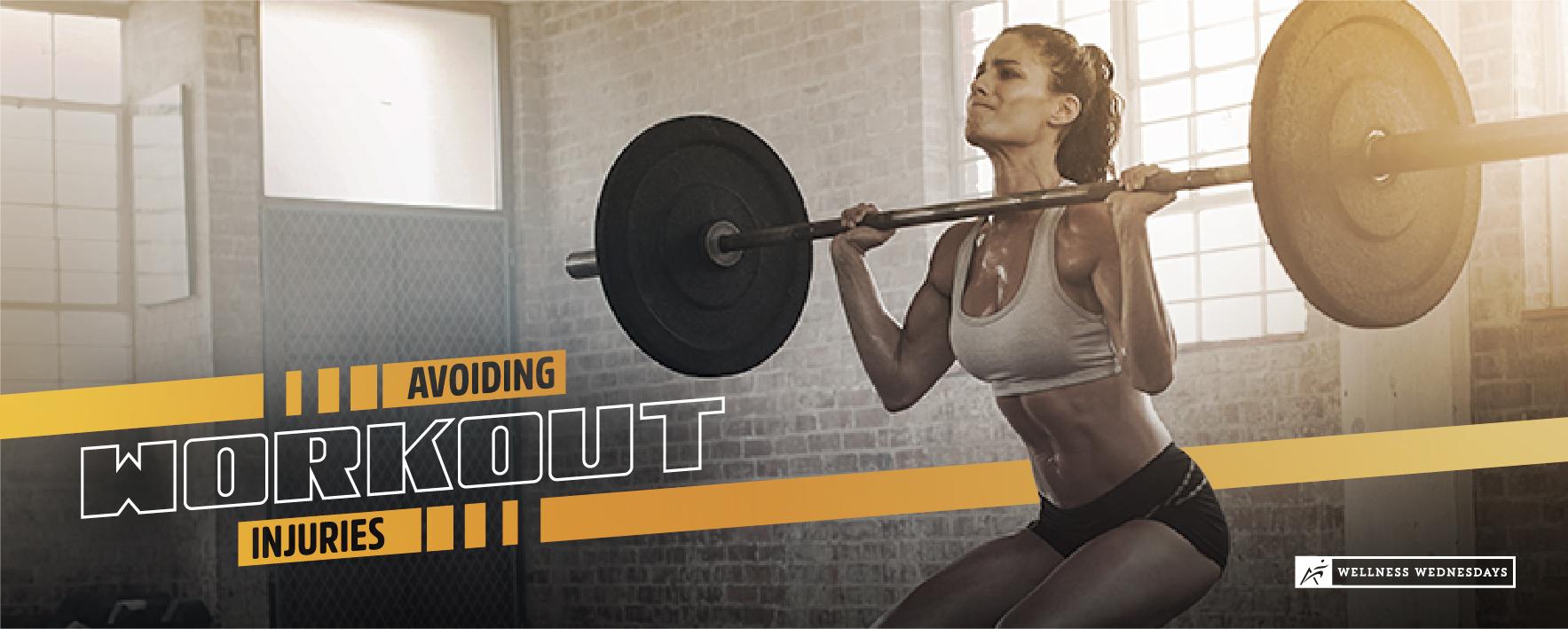 Avoiding Workout Injuries