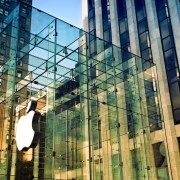 NYC Apple Store – 5e Avenue