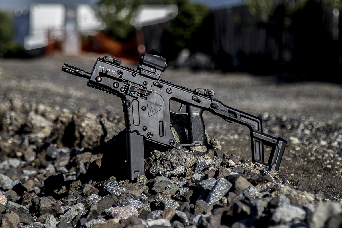 Krytac Kriss Vector SMG Spotlight
