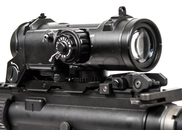 G&G 1x-4x Scope Optic Sight
