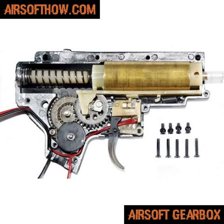 Airsoft Gearbox