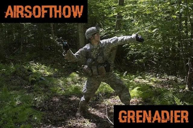 Airsoft Grenadier
