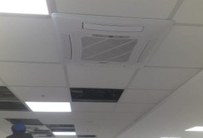 instalacion sistema de aire acondicionado clinica good hope en lima peru airson ingenieros 11