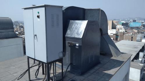 mantenimiento sistema de aire acondicionado adex en lima peru airson ingenieros 2