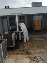mantenimiento sistema de aire acondicionado pandero en lima peru airson ingenieros 5