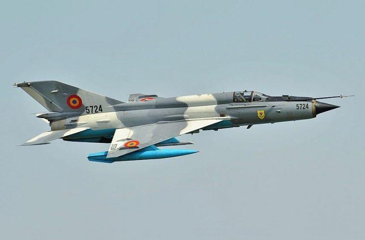 MiG-21 Lancer C