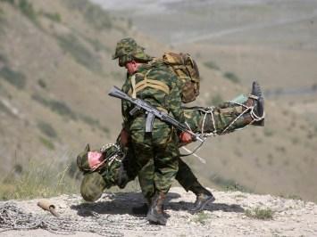 Bertajuk Friendship-2019, Pasukan Khusus Rusia dan Pakistan Latihan Bersama