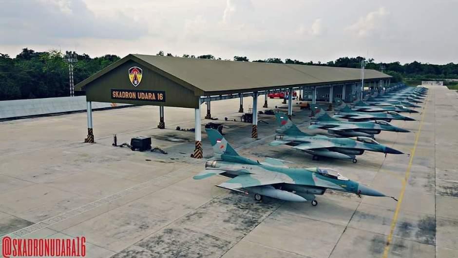 F-16 Skadron Udara F-16