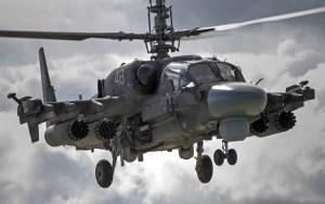 Russian Helicopters Tunggu Kontrak Besar Heli Serang Ka-52M