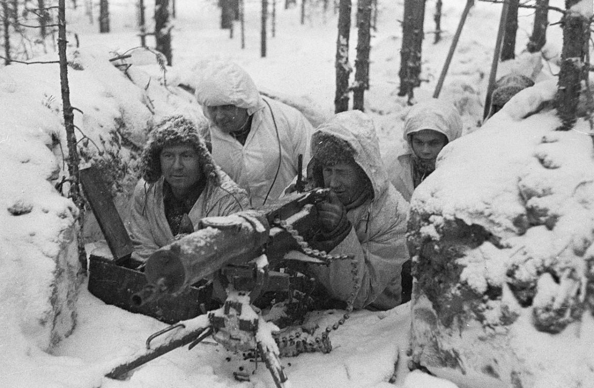 Pasukan Finlandia dalam Winter War