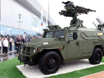 Rusia Selesaikan Uji Negara Sistem Pertahanan Udara Jarak Dekat Gibka-S