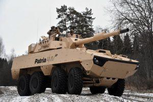 Patria AMV XP FSV