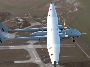 Drone intai serang MALE Aksungur segera berdinas di AB Turki
