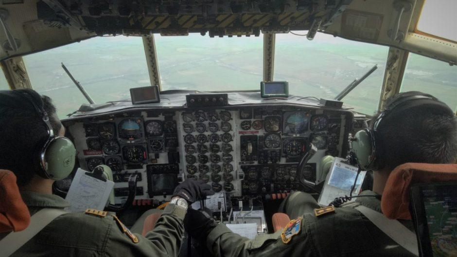 Latihan Terbang Formasi A-1314_roni sontani
