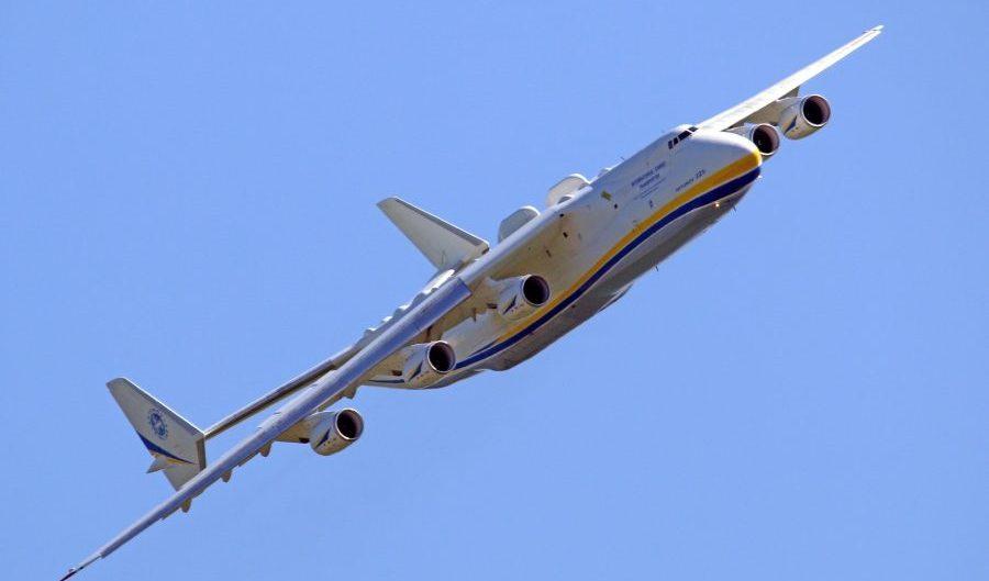 Dreamlifts akhiri kemitraan angkutan kargo gigantis dengan Antonov Airlines