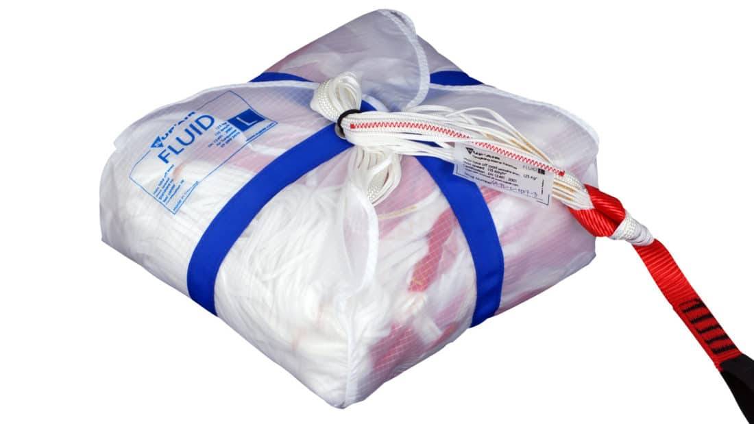 Parachute de Secours SupAir FLUID