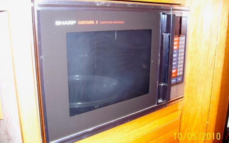 sharp carousel 2 convection microwave
