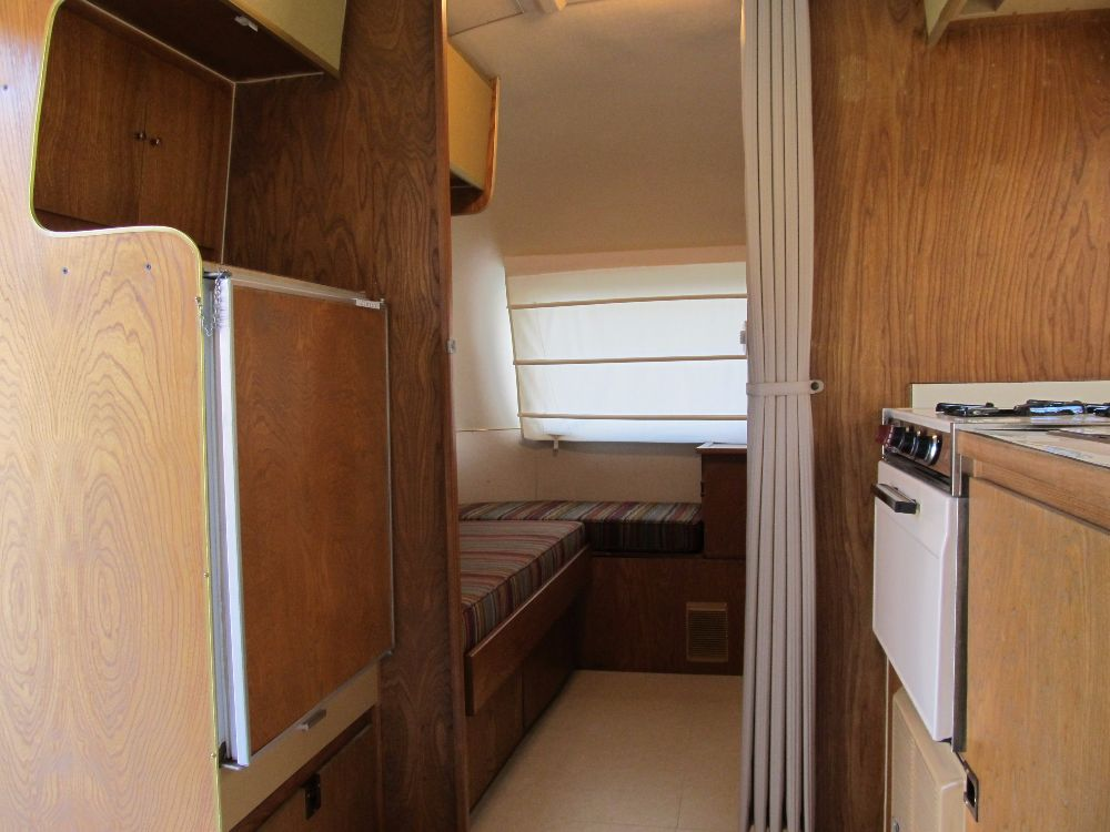 1969 Airstream Caravel 19 Indiana