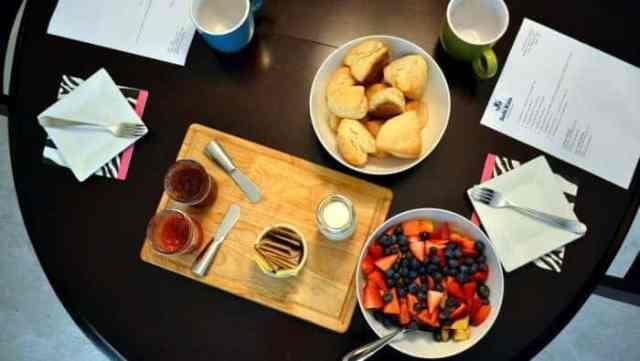 kahvaltı toplantısı